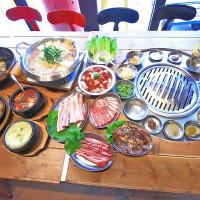 新竹市美食 餐廳 異國料理 韓式料理 新橋韓式烤肉 照片