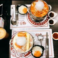 台中市美食 餐廳 火鍋 涮涮鍋 偈亭泡菜鍋 照片