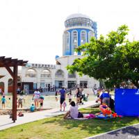 新竹市休閒旅遊 景點 海邊港口 新竹南寮漁港遊客中心 照片