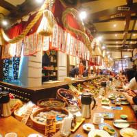 台中市美食 餐廳 異國料理 日式料理 樂座爐端燒 照片