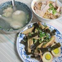 台南市美食 餐廳 中式料理 小吃 大菜市包仔王 意麵•肉包•魯味 照片