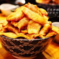 台中市美食 餐廳 異國料理 日式料理 開丼 地表最強燒肉丼 照片