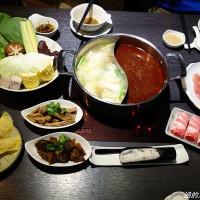 台北市美食 餐廳 火鍋 麻辣鍋 朕店。麻辣鍋 照片