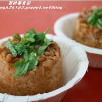 彰化縣美食 攤販 台式小吃 鹿港筒仔米糕 照片