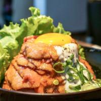 台北市美食 餐廳 異國料理 日式料理 山丼士林店 照片