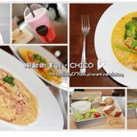 雲林縣美食 餐廳 異國料理 義式料理 CHICO 餐廚 照片