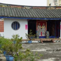南投縣休閒旅遊 景點 古蹟寺廟 草屯燉倫堂 照片