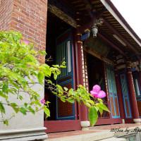 南投縣休閒旅遊 景點 古蹟寺廟 登瀛書院 照片