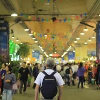 台北市休閒旅遊 景點 觀光商圈市集 建國假日花市 照片