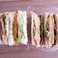 台中市美食 餐廳 速食 早餐速食店 胖丁碳烤三明治 照片