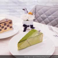 台北市美食 餐廳 烘焙 蛋糕西點 Lady M 旗艦店 照片
