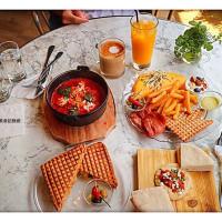 台北市美食 餐廳 異國料理 Toasteria Cafe (永康店) 照片