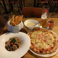 台中市美食 餐廳 異國料理 義式料理 薩克森 比利時餐酒館Sachsen Beer Bar 照片