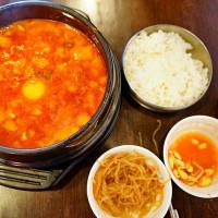 桃園市美食 餐廳 異國料理 韓式料理 金三順韓式豆腐煲專賣店 照片