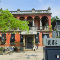 桃園市美食 餐廳 異國料理 紅樓 照片
