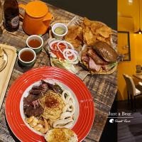 新北市美食 餐廳 速食 早餐速食店 Just a Bear 只是一隻熊 土城店 照片