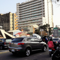 台南市美食 攤販 異國小吃 D&S 古巴三明治 照片