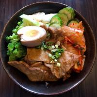 台北市美食 餐廳 異國料理 日式料理 黑貓食堂燒肉飯 照片