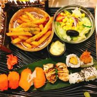 新竹縣美食 餐廳 中式料理 中式料理其他 日光映窗 照片