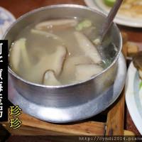 嘉義市美食 攤販 台式小吃 珍珍蚵仔煎海產粥 照片