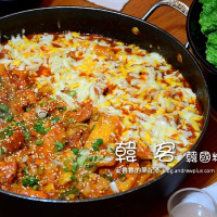 新北市美食 餐廳 異國料理 韓式料理 韓客  韓式料理 照片