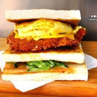台南市美食 餐廳 中式料理 中式料理其他 郭媽碳烤三明治 照片