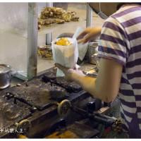 彰化縣美食 攤販 甜點、糕餅 小點心雞蛋糕 照片