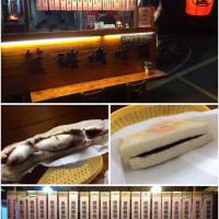 新北市美食 攤販 攤販燒烤 筐碳烤吐司 照片