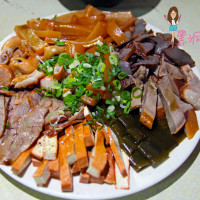 台南市美食 攤販 台式小吃 榕樹下意麵 照片