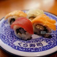 台中市美食 餐廳 異國料理 日式料理 くら寿司 藏壽司 台中福科路店 照片