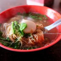 台中市美食 餐廳 中式料理 小吃 沙鹿肉圓仔湯餛飩湯 照片