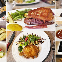 台南市美食 餐廳 異國料理 義式料理 X Dining 義式小館 照片