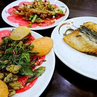台中市美食 餐廳 中式料理 熱炒、快炒 大蚵呆 照片