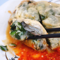台北市美食 餐廳 中式料理 小吃 古早味蚵嗲、切仔麵 照片