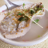 台南市美食 餐廳 中式料理 中式早餐、宵夜 新興路無名虱目魚粥 照片