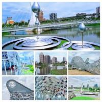 桃園市休閒旅遊 景點 公園 青塘園 照片