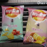 台南市美食 餐廳 零食特產 零食特產 樂事洋芋片 照片