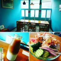 台南市美食 餐廳 咖啡、茶 深作cafe' 照片