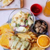台北市美食 餐廳 異國料理 義式料理 Freaks Café & Bistro 癮客餐酒館 照片