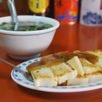 台東縣美食 餐廳 中式料理 中式早餐、宵夜 阿榮蘿蔔糕 照片
