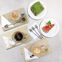 台北市美食 餐廳 咖啡、茶 咖啡館 d.Maisie café 台北大安店 照片