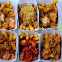 台中市美食 餐廳 異國料理 韓式料理 歐巴韓式炸雞 照片
