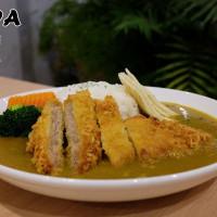 台中市美食 餐廳 異國料理 義式料理 PAPA咖哩義大利麵 照片