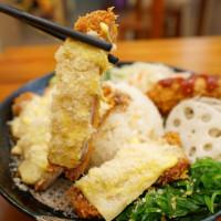 新竹市美食 餐廳 異國料理 日式料理 雙饗丼 照片