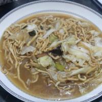 桃園市美食 餐廳 中式料理 熱炒、快炒 李記南台灣鱔魚麵 照片