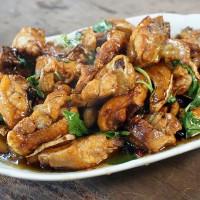 桃園市美食 餐廳 中式料理 台菜 金面山阮家莊土雞城(老三店) 照片