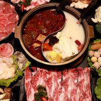 台南市美食 餐廳 火鍋 麻辣鍋 鑫饌鴛鴦麻辣鍋台南店 照片