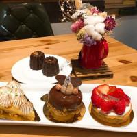 新竹縣美食 餐廳 咖啡、茶 咖啡館 Bisou Bisou Pâtisserie café 照片