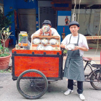 台中市美食 攤販 台式小吃 古飲食 Paleo Diet 照片