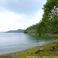 南投縣休閒旅遊 景點 景點其他 日月潭月牙灣 照片